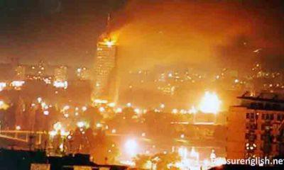 Mengenang 21 Tahun Pembantaian NATO