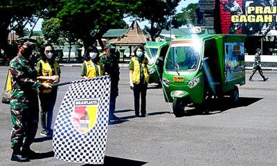 MOSICO milik Kodam Brawijaya siap salurkan paket bantuan hingga pelosok