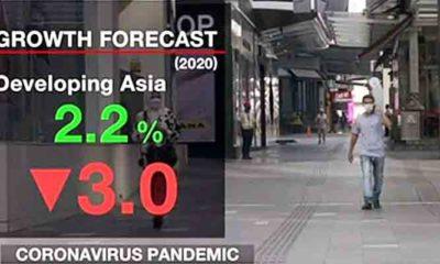 Pandemi Corona Dapat Berubah Menjadi Krisis Ekonomi Global