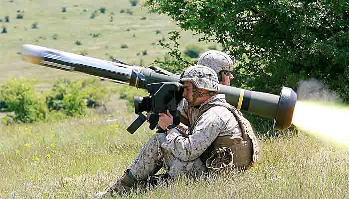 Amerika Kirim 128 rudal anti-tank Javelin ke Estonia