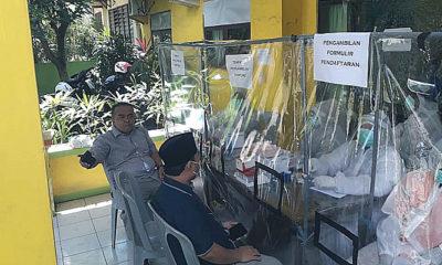 Pasca Zona Merah Covid-19, anggota DPRD Sumenep jalani rapid test