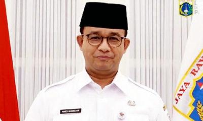 DKI Jakarta resmi perpanjang PSBB hingga 22 Mei.