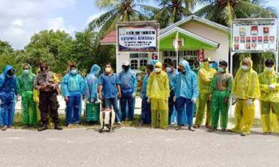 Gampong Bantayan Antisipasi Penyebaran Virus Corona