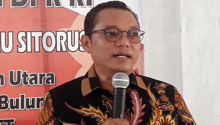 Deddy Sitorus minta pemerintah segera terbitkan Perpu Lumbung Pangan