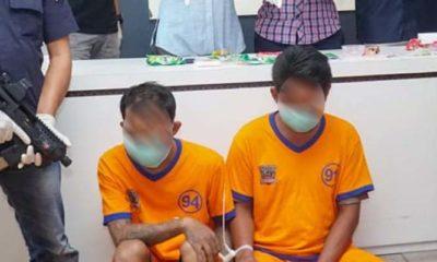 Polrestabes Surabaya tembak kaki dua pelaku curas