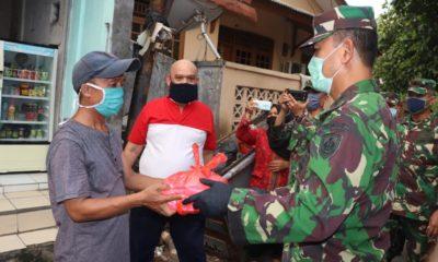 Unhan Peduli Bantu Masyarakat Terdampak Pandemi Wabah COVID-19. (Istimewa)