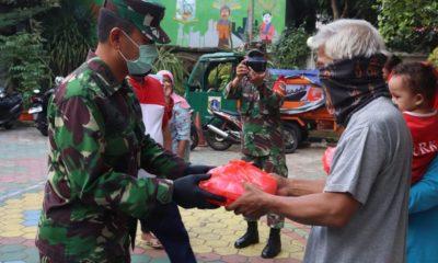 Unhan Peduli Bantu Masyarakat Terdampak Pandemi Wabah COVID-19