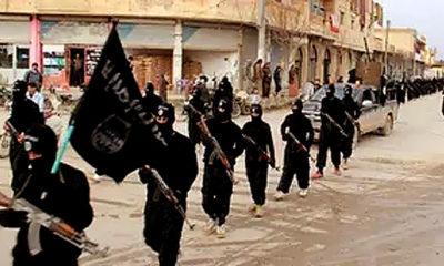 AS mengerahkan teroris ISIS ke wilayah perbatasan Irak Yordania Arab Saudi