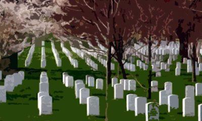 Manusia Tanpa Kemanusiaan Adalah Tragedi . Ilustrasi kuburan
