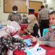 Peduli Kemanusiaan Pandemi Covid-19, Polres Palopo dan Bhayangkari lakukan donor darah
