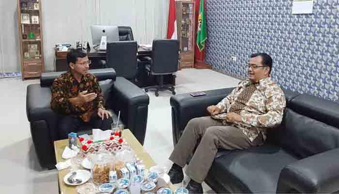 DPRK Banda Aceh Diskusi Dengan Pakar Hukum