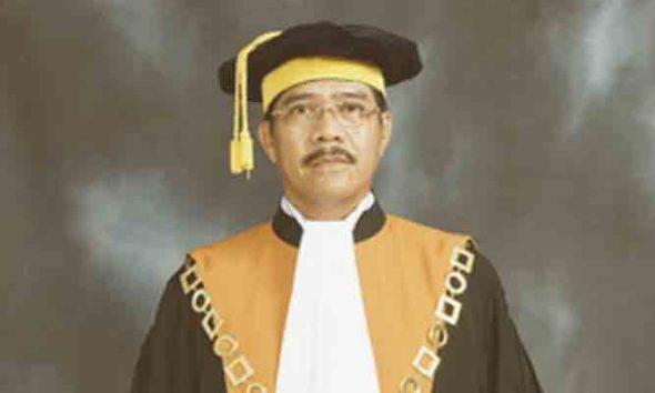 Hakim Muhammad Syarifuddin terpilih menjadi ketua MA Periode 2020-2025