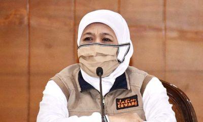 Surati Menkes, Gubernur Khofifah Ajukan PSBB Surabaya Raya