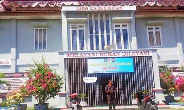 Lapas Nunukan Bebaskan 77 Narapidana Untuk Cegah Corona