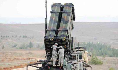 AS Menyebarkan Rudal Patriot ke Seluruh Pangkalan Militernya di Irak