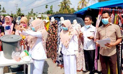 Hari Selasa Terakhir Pekanan Opak Aceh Tamiang Sebelum Memasuki Ramadhan