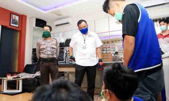 Di Tengah Pandemi Covid-19, Polrestabes Surabaya Ungkap Jaringan Narkoba