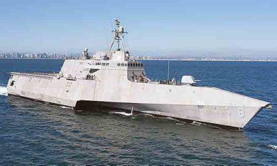 Iran akan bangun kapal perusak trimaran setara Arleigh Burke