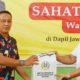 Turun Dapil IX, Wakil Ketua DPRD Jatim Berbagi Masker Dan Hand Sanitizer