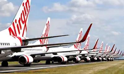 Virgin Australia praktis diambang kebangkrutan