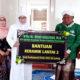 Untuk kedua kalinya, Nyai Eva bantu pembangunan MWC NU Lenteng
