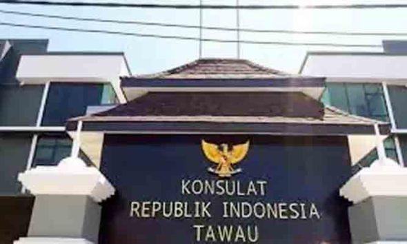 Konsulat RI Tawau Keluhkan Masih Ada WNI Ke Malaysia Non Prosedural