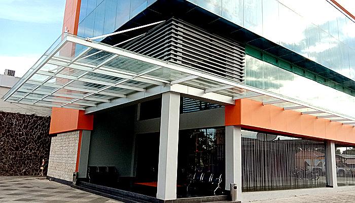 Laura Hotel dijadikan rumah singgah tim medis Covid-19 Nunukan