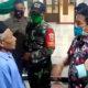 Warga di Surabaya utara harus taat peraturan PSBB.