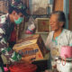 Seluruh Babinsa di Surabaya Utara bergerak salurkan sembako