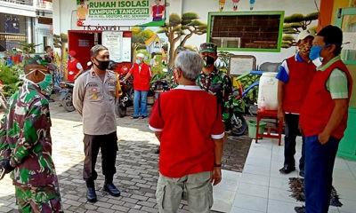 Lawan Corona, Surabaya bakal siapkan kampung tangguh.1. Persiapan Kampung Tangguh