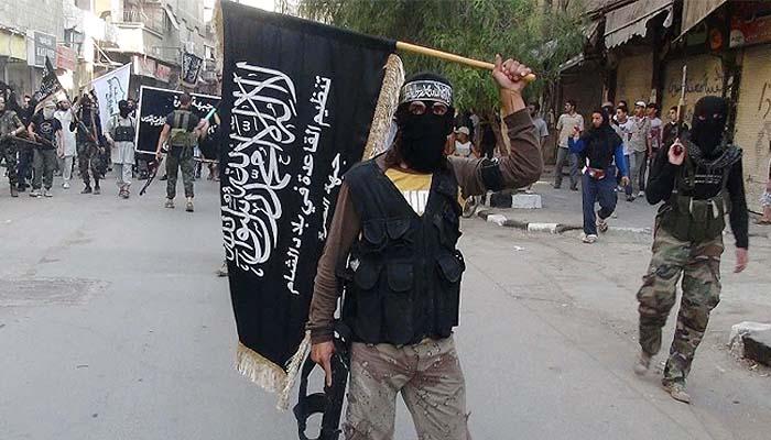 Duel artileri dan serbuan mendadak skala besar teroris ke kota Tanjarah.