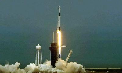 Dua astronot Amerika Serikat (AS) akhirnya kembali mengangkasa pada Sabtu siang (30/5), setelah hampir satu dekade terhenti.