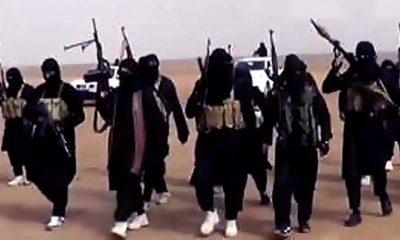Perang sengit melawan teroris ISIS meletus di Irak