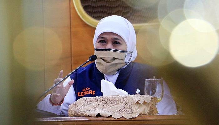Jumlah bertambah, Pemprov Jatim siapkan rumah sakit darurat untuk pasien Covid-19.