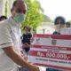 Respon Covid-19, Loka Anak Darussa'adah Monitoring Penyaluran BST di Banda Aceh.