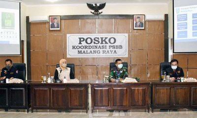 PSBB Malang Raya, Pemerintah Provinsi Jawa Timur menggelontor dana bantuan sosial