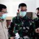 Menhan Prabowo Subianto Inspeksi Kesiapan Unhan Buka Fakultas dan Prodi Baru, Rabu (13/5). (Foto: NN)