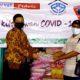 Rumah Rakyat Sumenep bagikan paket sembako pada masyarakat terdampak Covid-19