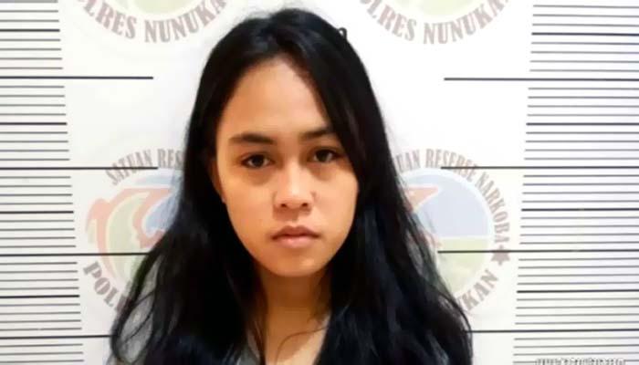 Vonis penjara seumur hidup untuk gadis cantik kurir sabu di Nunukan