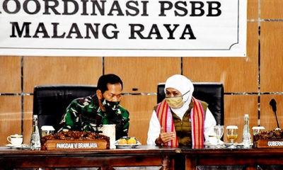 Pangdam Brawijaya sebut angka kematian akibat Corona masih tinggi.