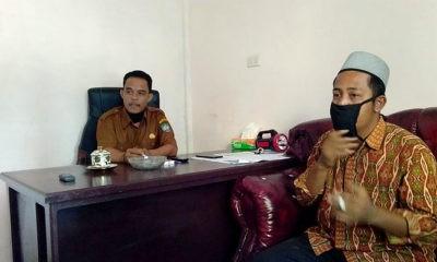 Patut di contoh, Aparatur Gampong Blang Makmur terapkan sistem kantor untuk melayani masyarakat.