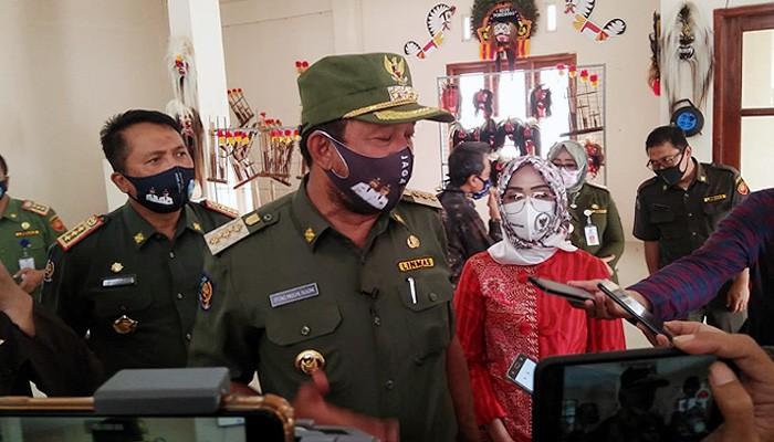 Masyarakat Ponorogo siap hadapi New Normal di tengah pandemi Covid-19.
