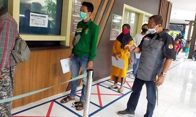 New Normal pelayanan publik di Jatim, Cak Ji sidak samsat kota Surabaya