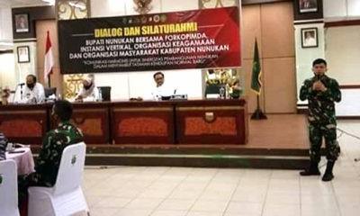 Dandim Nunukan pastikan TNI akan netral di pilkada 2020.