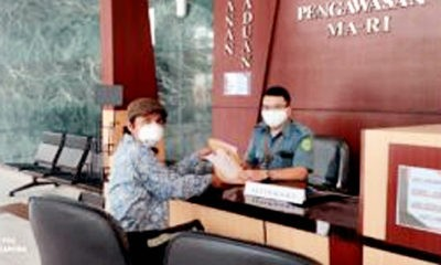 Diduga Langgar Kode Etik, Hakim PN Raha dan Sultra Dilaporkan ke Komisi Yudisial