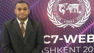 Tokoh Muda Papua Alumni Universitas Pertahanan, Steve Mara