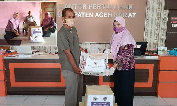 IKAWATI Kantor Pertanahan Kabupaten Aceh Barat