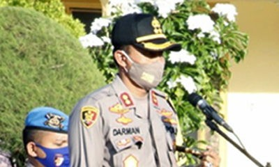 AKBP Darman resmi jabat Kapolres Sumenep