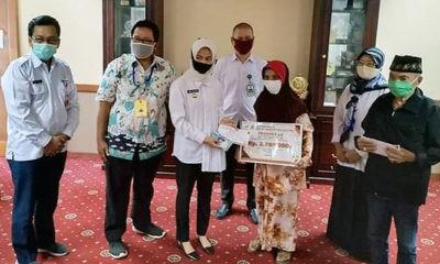 Pemkab Nunukan berikan bantuan Rp 2,7 juta kepada setiap lansia.