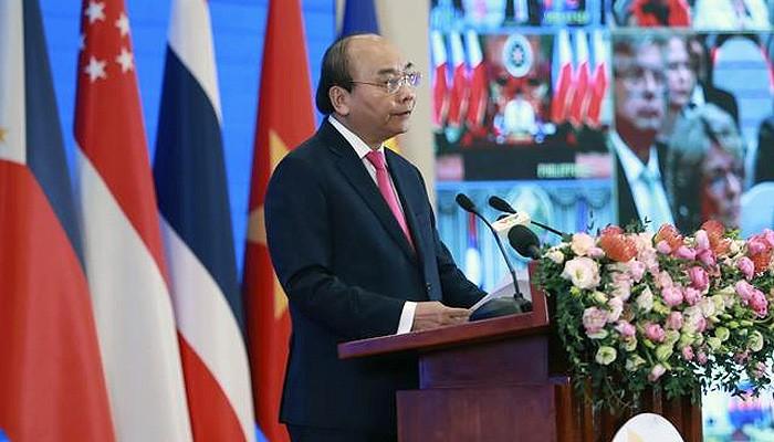 Pertemuan Puncak ASEAN dibuka melalui video conference